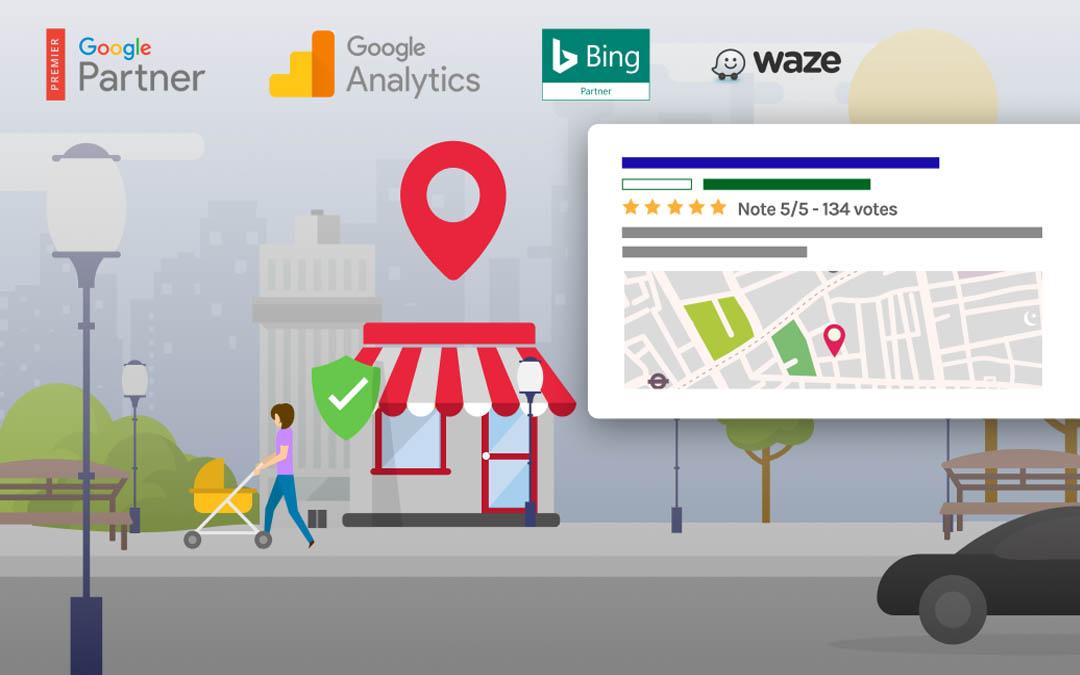 Créer une campagne locale efficace sur Google Adwords