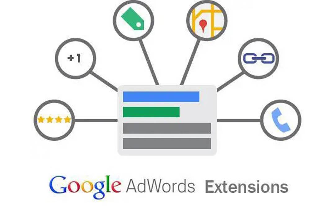 Les extensions d'annonces sur Adwords
