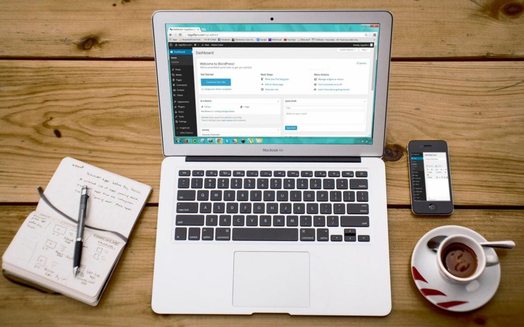 3 CMS pour créer votre site internet