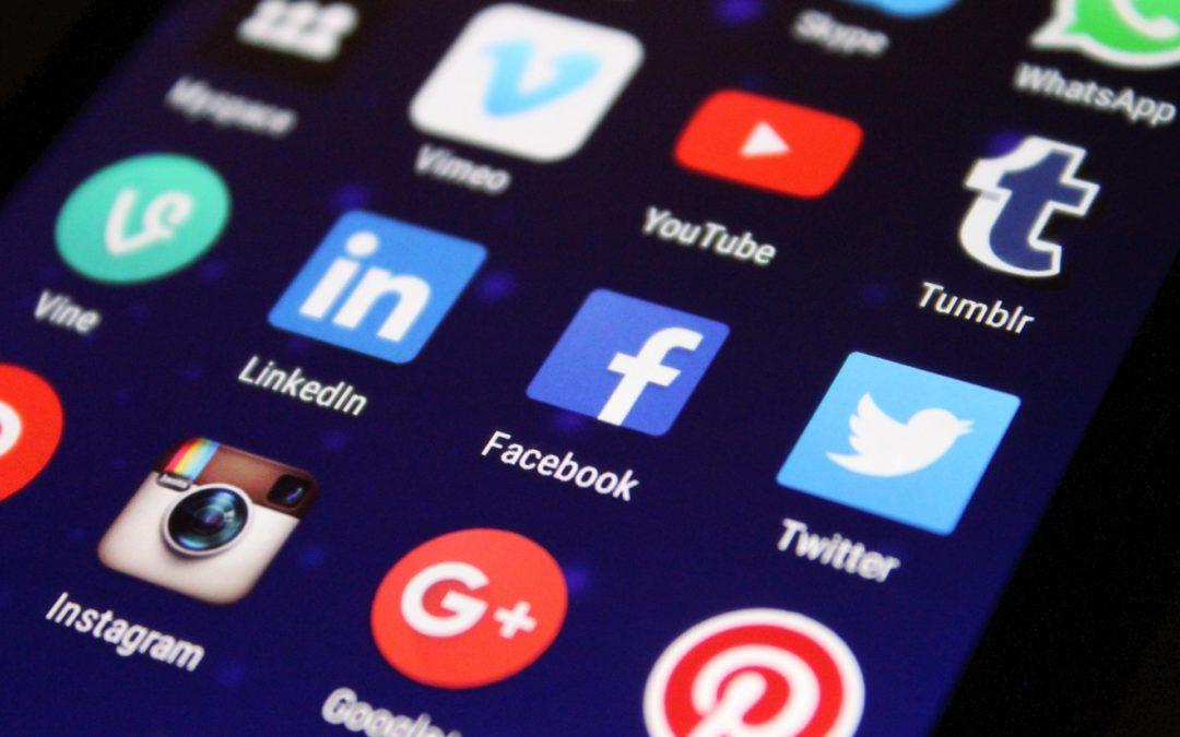 Programmer une publication sur Facebook et Twitter