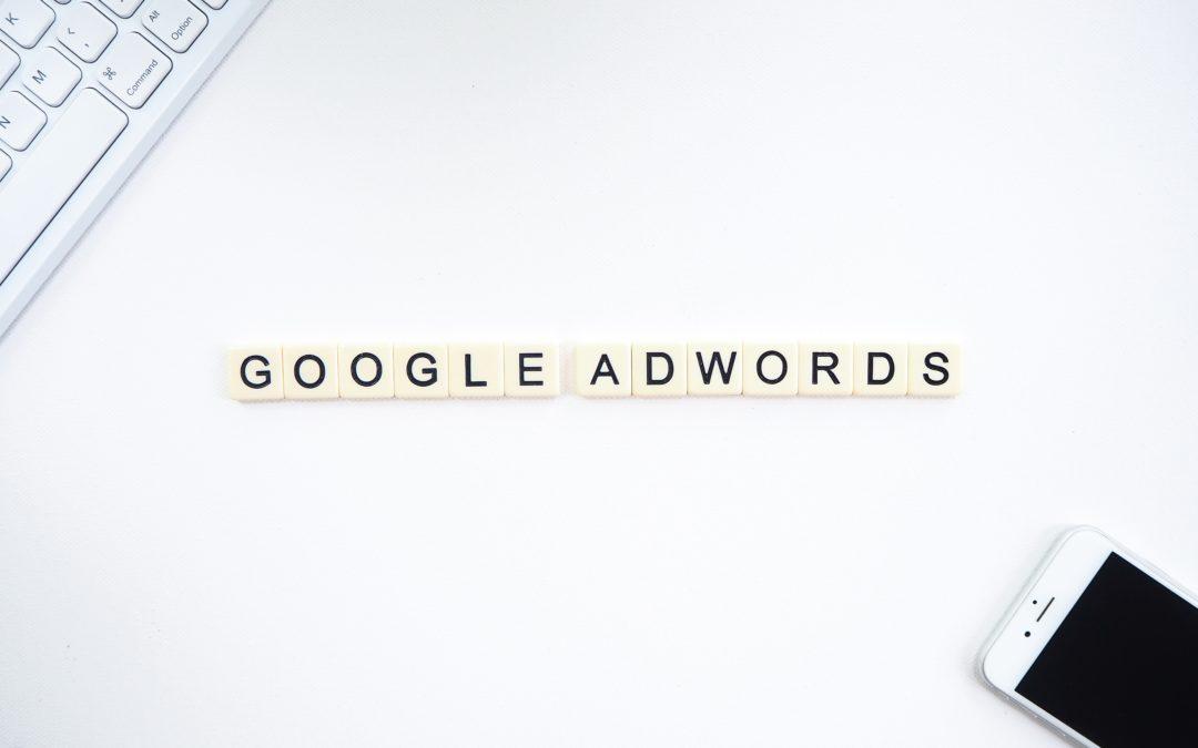 Créer une landing page pour une campagne Adwords