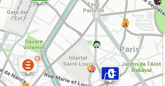 Waze, la solution drive-to-store pour les entreprises à réseaux et les franchises
