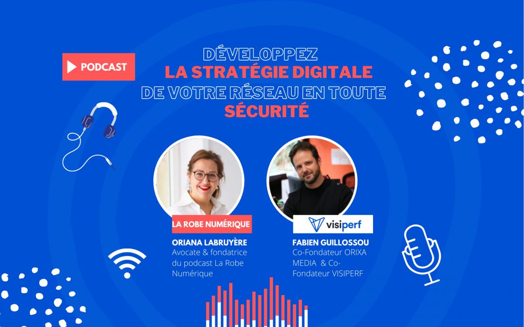 [Podcast] La Robe Numérique et Visiperf