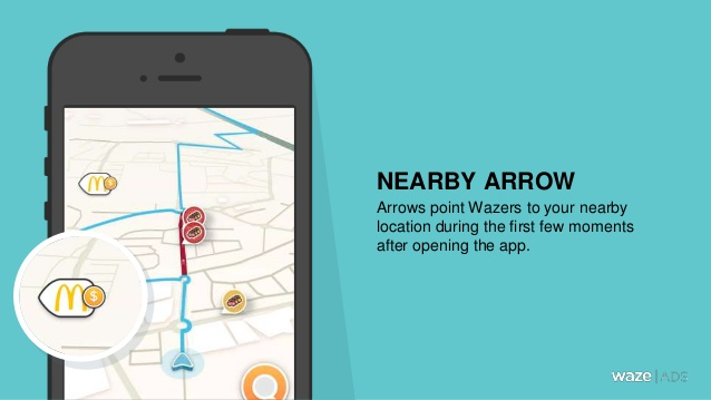 Nouveautés sur Waze ! Diffusez votre offre au-delà de la zone de chalandise directe de votre magasin.